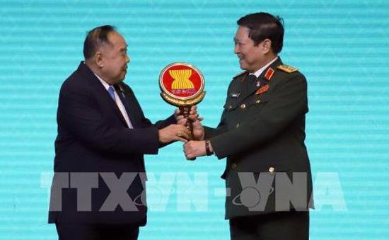 Việt Nam tiếp nhận chức Chủ tịch ADMM và ADMM+ năm 2020
