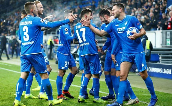 Kết quả, Lịch thi đấu, BXH vòng 10 Bundesliga: Hoffenheim 3-0 SC Paderborn 07, Dortmund - Wolfsburg, Frankfurt - Bayern Munich...