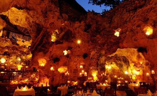Chiêm ngưỡng những nhà hàng đẹp nhất thế giới