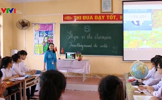 """Giáo viên - Những """"kỹ sư tâm hồn"""", nâng đỡ cá tính của từng học sinh"""