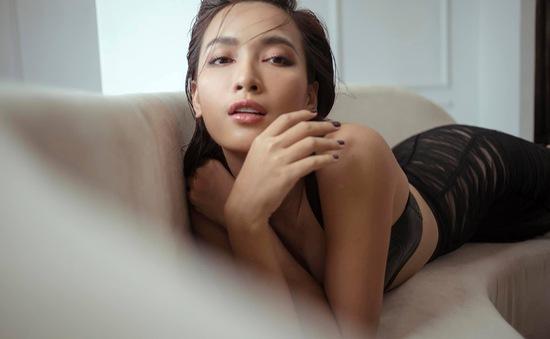 Ái Phương đón tuổi 30 bằng bộ ảnh gợi cảm