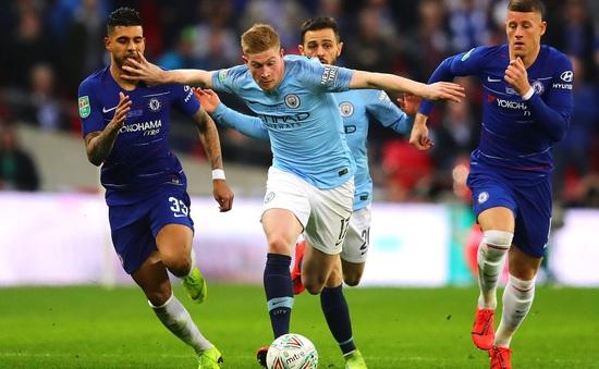 Lịch thi đấu, bảng xếp hạng vòng 13 Ngoại hạng Anh: Tâm điểm Man City – Chelsea, Mourinho ra mắt Tottenham