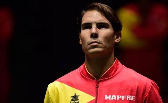 Rafael Nadal hạnh phúc khi trở lại thi đấu tại Davis Cup