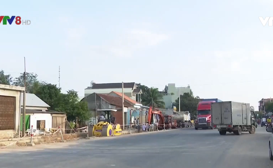 Quảng Ngãi: Chạy đua với cam kết hoàn thành dự án nâng cấp quốc lộ 1