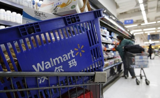Walmart sẽ mở thêm 500 cơ sở tại Trung Quốc