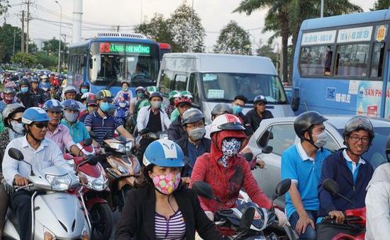 Cuối tuần này, TP.HCM cấm xe ra vào nhiều tuyến đường trung tâm