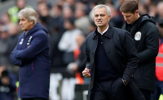 """""""Đến Mourinho cũng bó tay với Tottenham"""""""