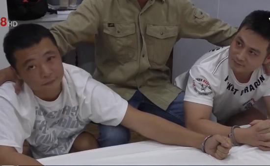 Đà Nẵng bắt 5 người Trung Quốc trốn lệnh truy nã
