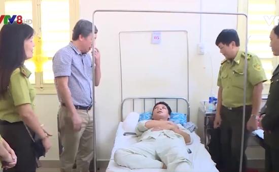 Thừa Thiên - Huế: Cán bộ bảo vệ rừng bị hành hung tại cơ quan