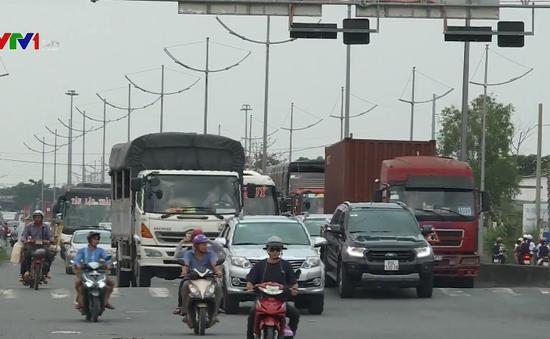 TP.HCM cấm xe ra vào nhiều tuyến đường trung tâm