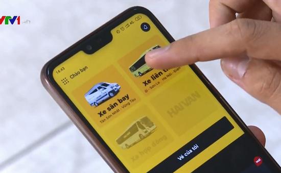 Ứng dụng công nghệ đặt xe khách