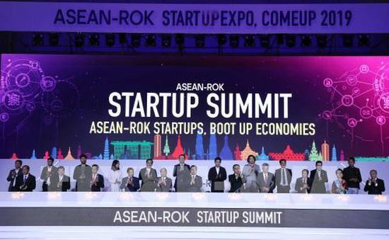 Hội nghị Thượng đỉnh khởi nghiệp ASEAN - Hàn Quốc