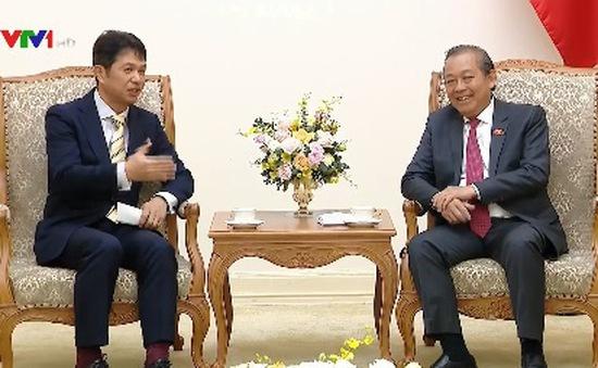 Kêu gọi doanh nghiệp Nhật Bản đầu tư vào Việt Nam