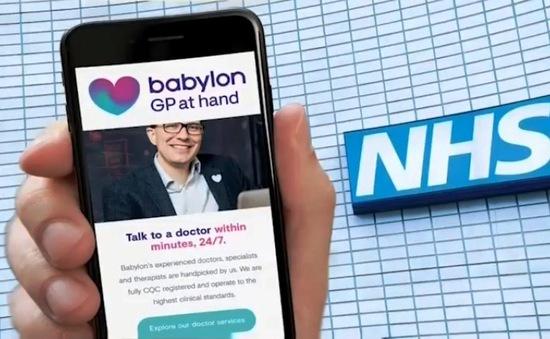Ứng dụng trí tuệ nhân tạo trong dịch vụ y tế tại Anh