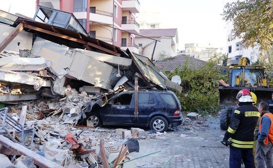 Động đất liên tiếp dọc bờ biển Adriatic
