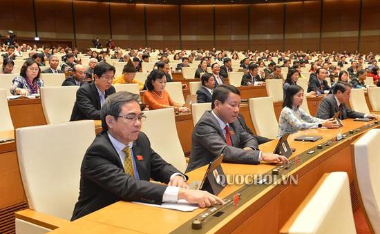Hơn 92% đại biểu tán thành thông qua dự thảo Nghị quyết về hoạt động chất vấn tại kỳ họp thứ 8 Quốc hội khóa XIV