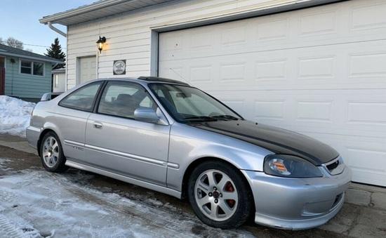 Honda Civic là mẫu xe bị đánh cắp nhiều nhất ở Mỹ năm 2018