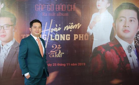 """Đào Nguyên Vũ trải lòng về dự án đánh dấu """"cuộc tình"""" 25 năm với âm nhạc"""