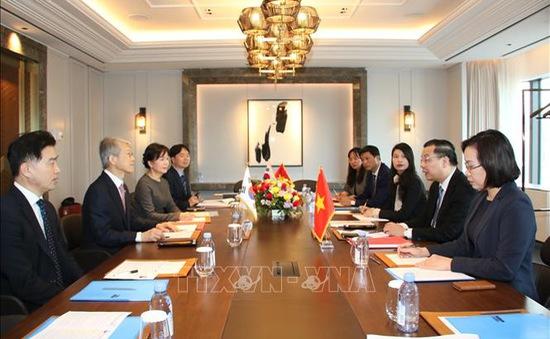 Hàn Quốc tài trợ cho Việt Nam một số dự án nghiên cứu khoa học