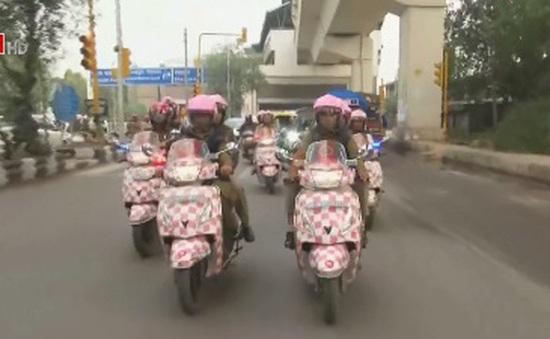 Biệt đội tuần tra màu hồng của Ấn Độ