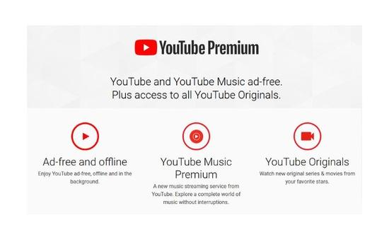 YouTube TV cho phép người dùng trải nghiệm miễn phí tài khoản Premium 3 tháng