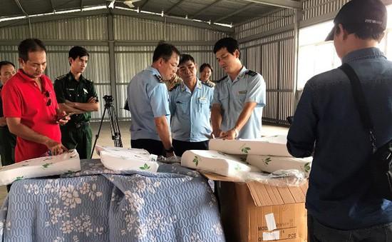 TP.HCM phát hiện hơn 7 tấn hàng hóa giả mạo xuất xứ Việt Nam