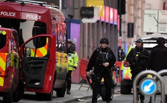 Lỗ hổng an ninh trong vụ tấn công tại London