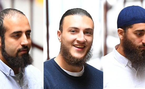Australia kết án 3 đối tượng âm mưu khủng bố