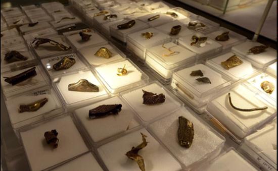 Phát hiện kho báu vàng trị giá gần 100.000 tỷ đồng