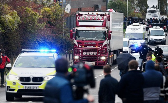 Tài xế trong vụ 39 người thiệt mạng trong container bị dọa giết
