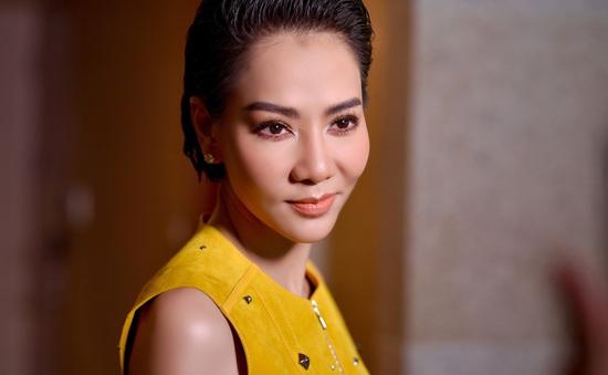 Sau 4 năm, Thu Minh bất ngờ trở lại Chung kết Hoa hậu Hoàn vũ Việt Nam 2019