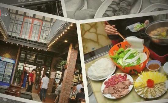 Hà Nội: Phố Tô Hiệu sẽ thành tuyến phố điểm về an toàn thực phẩm