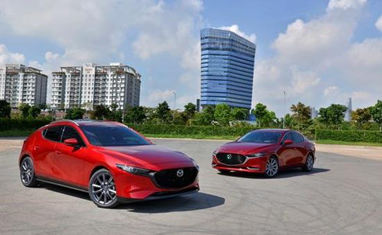 Mazda3 và Mazda3 Sport chính thức ra mắt thị trường Việt Nam