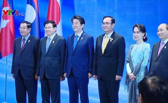 """""""Sự hỗ trợ của Nhật Bản với các nước Mekong góp phần quan trọng cho hòa bình, ổn định ở Đông Nam Á"""""""