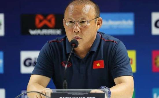 Báo Hàn tiết lộ điều khoản mới trong hợp đồng của HLV Park Hang-seo với VFF