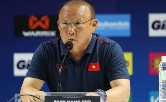 HLV Park Hang Seo lên kế hoạch làm mới đội tuyển cho các mục tiêu trọng điểm của bóng đá Việt Nam