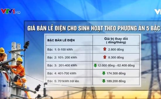Đề xuất rút gọn biểu giá điện bán lẻ