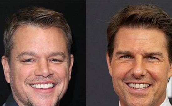 Tom Cruise được Matt Domon ca ngợi về sự tận tâm