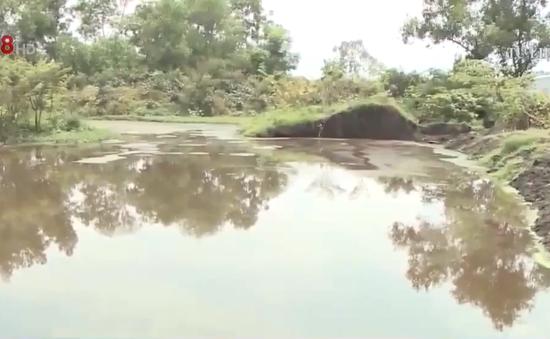 Quảng Nam khắc phục xong hậu quả tràn dầu nhà máy cồn Đại Tân