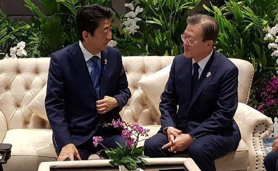 """Mỹ đánh giá cuộc hội đàm giữa lãnh đạo Hàn - Nhật là một """"tín hiệu tích cực"""""""