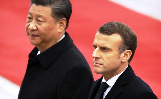 Trung Quốc, Pháp ủng hộ Hiệp định Paris về biến đổi khí hậu