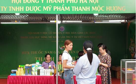 Thanh Mộc Hương tham gia Hội nghị Y học cổ truyền, y học dân gian các nước lưu vực sông Mê Kông mở rộng lần thứ 9 tại Việt Nam