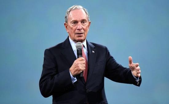 Ông trùm Bloomberg cân nhắc ra tranh cử Tổng thống Mỹ 2020