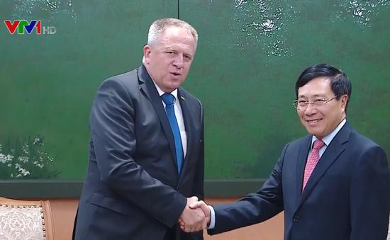 Việt Nam coi trọng và mong muốn thúc đẩy quan hệ với Slovenia