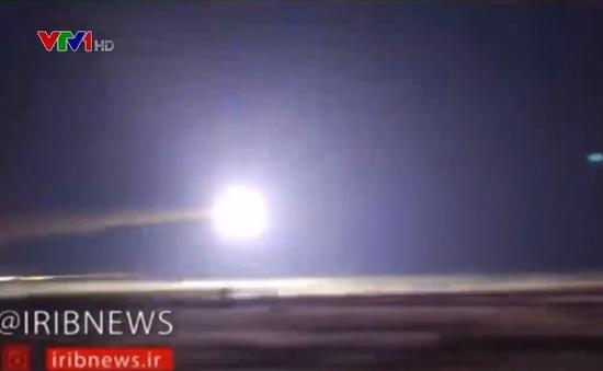 Iran bắn hạ máy bay không người lái nước ngoài