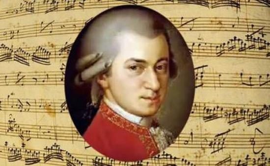 Sắp đấu giá bản nhạc viết tay của thiên tài Mozart hồi trẻ