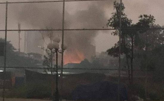 Cháy nhà ở Thịnh Liệt, 3 bà cháu tử vong thương tâm