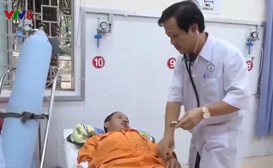 Quảng Ngãi: Điện giật khiến 1 người chết, 10 người bị thương