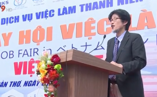 Cung ứng nguồn nhân lực chất lượng cao trong Ngày hội việc làm Việt - Nhật