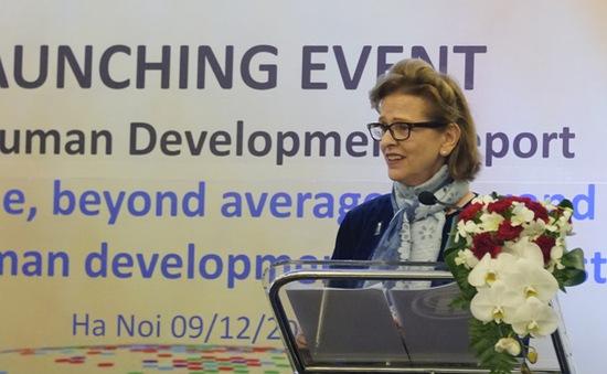 Việt Nam đạt được nhiều tiến bộ trong phát triển con người với mức độ bất bình đẳng tăng chậm